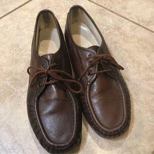 SAS Amigo leather Men's lace up Oxford shoe